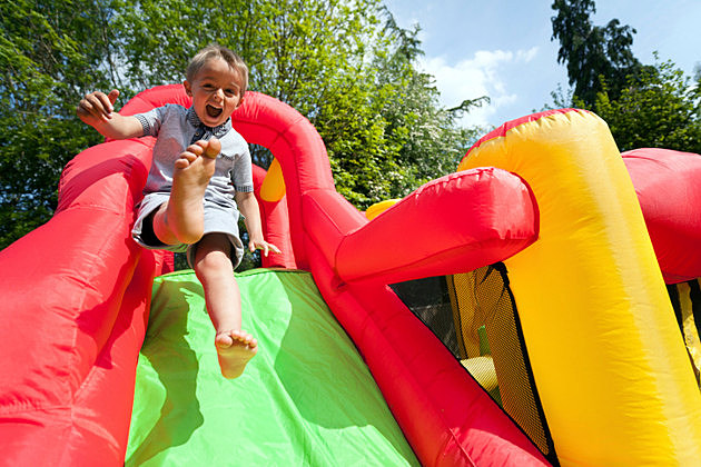 Inflatable Fun Run Barton Orchards