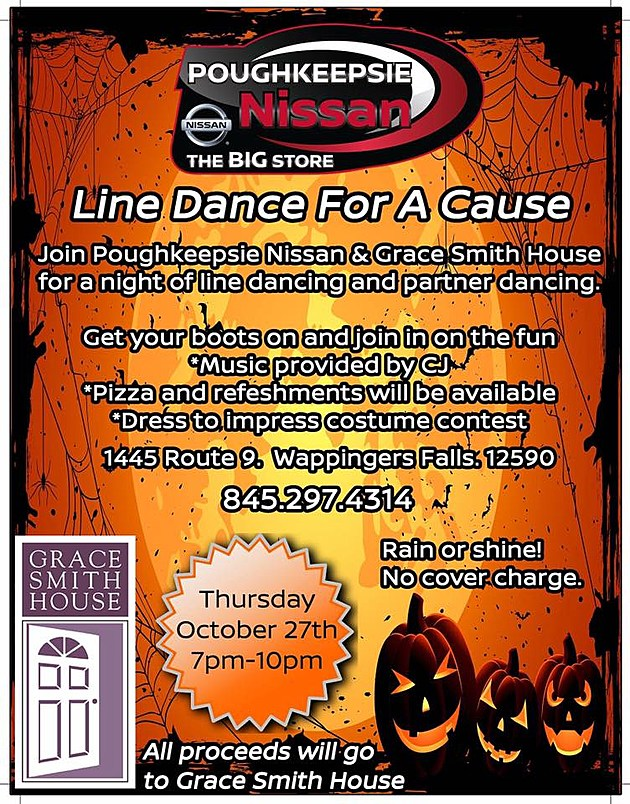 Line Dance For A Cause