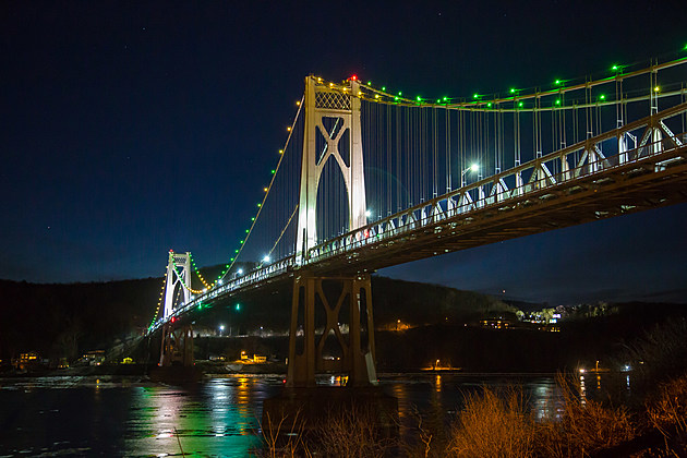 National Landmarks Illuminated Across U.S. To Shine Light On Ebola Crisis And Show Solidarity With West Africa