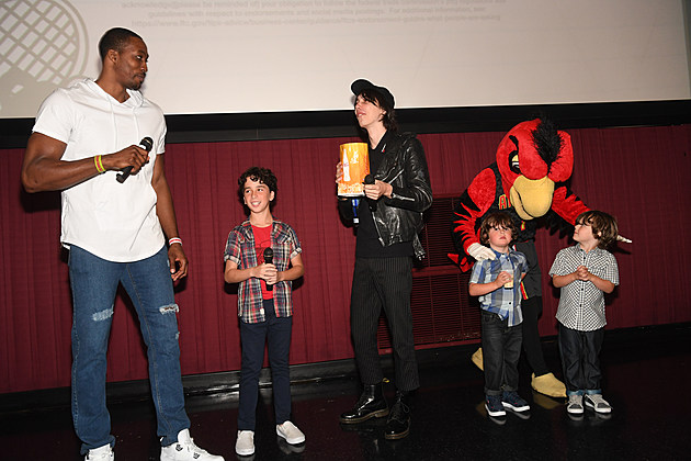 Dwight Howard Hosts: DIARY OF A WIMPY KID: THE LONG HAUL