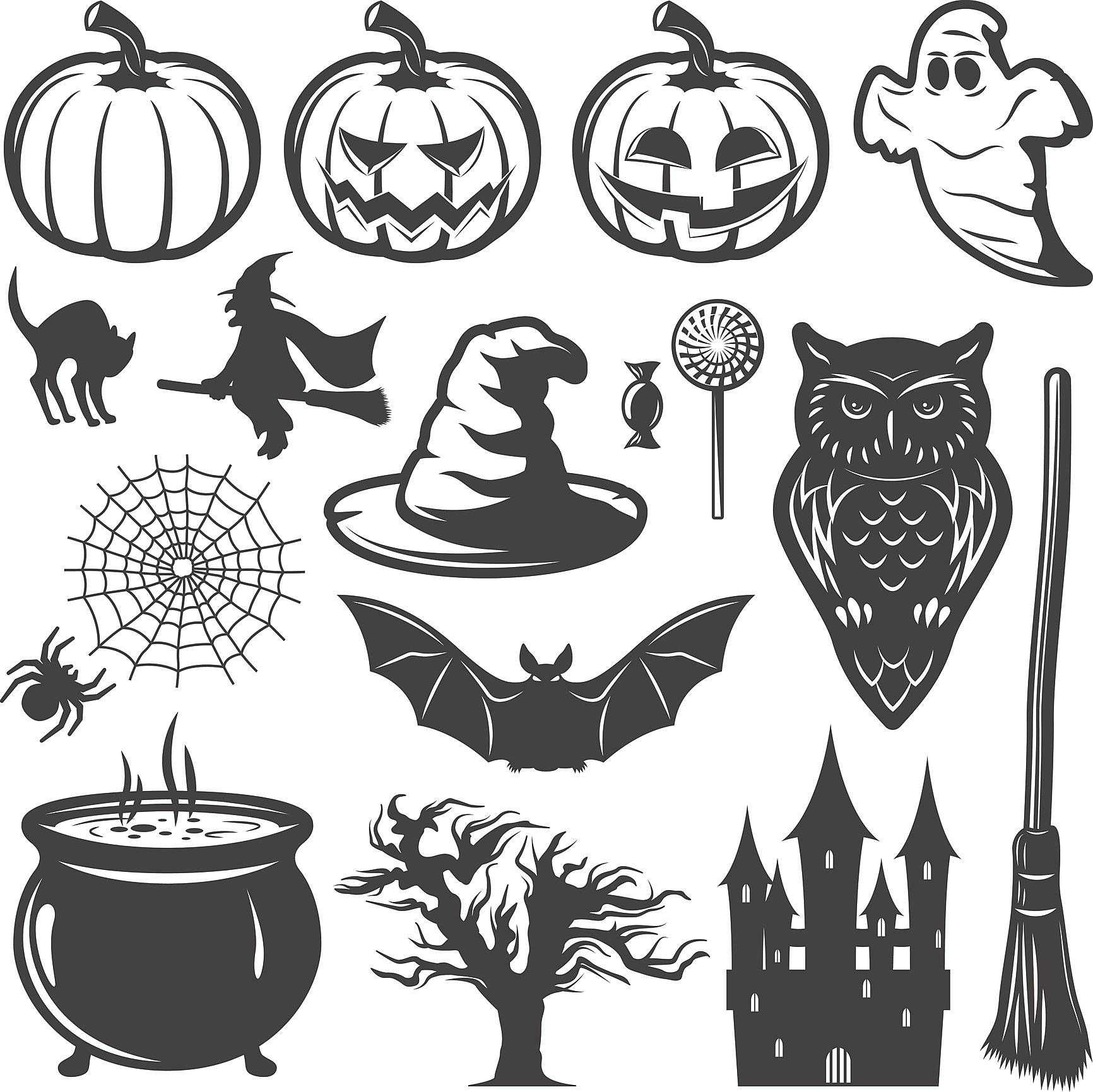 The Origins and Meanings for Halloween Symbols